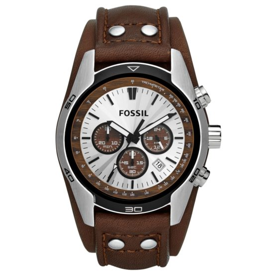 Fossil CH2565 Montre Homme