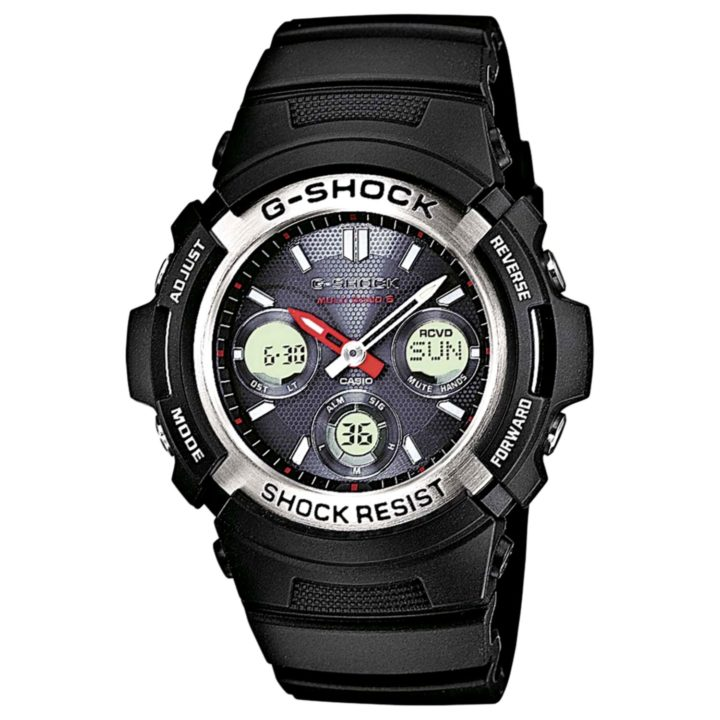 Casio AWG-M100-1AER Montre Homme